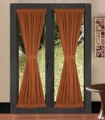 Draperies For French Doors Curtain Treatments For French Doors Versatility Of Sliding Barn
