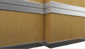 skirting board aluminium profile u0026 chair rail trim for walls iqubx
