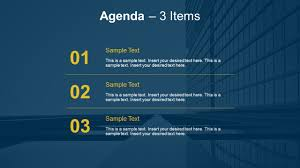 Creative Meeting Agenda Template by Simple Agenda Slides For Powerpoint