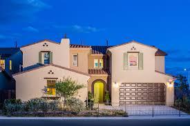 Castle Rock Floor Plans by North Las Vegas New Homes Gated Castle Rock Neighborhood