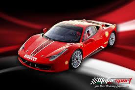 458 challenge price drive a 458 challenge on track test drive motorsport