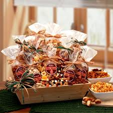 colorado gift baskets colorado springs gift basket premium nuts snacks gift