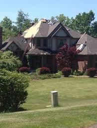Cottage Inn Fenton Michigan by Element Roofing Past Roofing Jobs In Cities We Serve