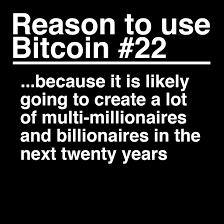 Halloween Poems Scary Bitcoin Millionaires And Billionaires 101 Reasons To Use Bitcoin