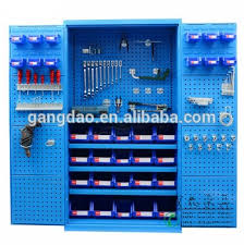 Tool Storage Cabinets Factory Sale Strong Lockable Heavy Duty Industrial Metal Tool