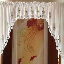 Kitchen Valances by Compare Prices On Kitchen Curtains Valances Online Shopping Buy