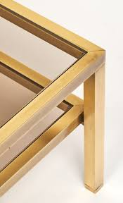 smoked glass coffee tables uk coffee table coffee tables john salibello brass glass table 211