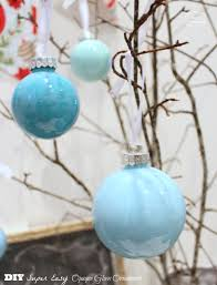 easy diy ornaments webwoud