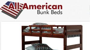 American Made Bunk Beds Made In The Usa Org American Manufacturers All American Bunk Beds
