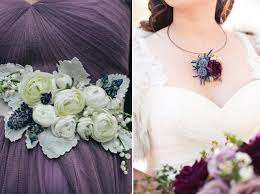 Flower Decorations For Hair 16 Wearable Fresh Flower Ideas For Brides And Bridesmaids Mon