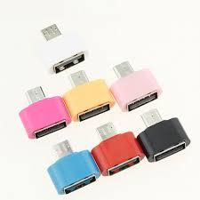 Usb Otg Adapter tragbare micro usb otg adapter konverter mini usb kabel otg adapter