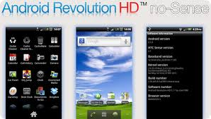 android revolution hd rom android revolution hd per htc sensation scatena tutta la