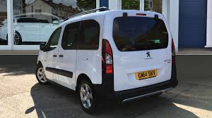 used white peugeot partner tepee for sale rac cars