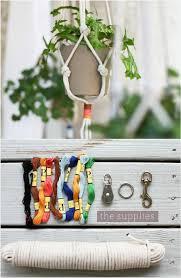 25 diy plant hangers with full tutorials diy u0026 crafts