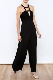 formal jumpsuit aakaa black formal jumpsuit from florida by apricot st