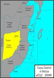 Cdc Malaria Map Cayo Belize Map