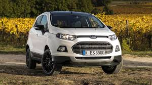 first drive the new less rubbish ford ecosport titanium s top gear