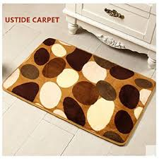 buy ustide army green coral fleece carpet for bed room soft modern