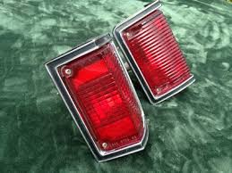 68 chevelle tail lights chevelle monte carlo and 1964 and newer el camino