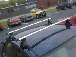 nissan frontier kayak rack roof rack cross bars in car racks steel car roof rack basket with