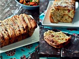 whole wheat herbed garlic pull apart bread the novice housewife