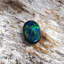 opal necklace setting images Unset solid opal black star opal jpg