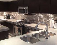 Glass Tile Kitchen Backsplash by Clear Frosted Glass Subway Tile Backsplash Google Search