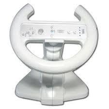 wii volante box original lacrado volante racing wheel para nintendo wii r
