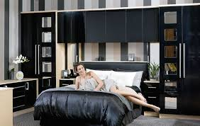 decorating your design of home with awesome modern fitted bedroom