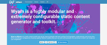 Read Write Think Generator An E Commerce Site With Wyam U0027s Net Static Content Generator