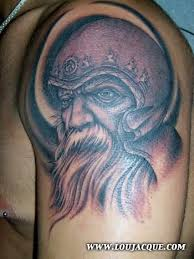 12 wizard tattoos on shoulder