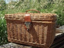 vintage picnic basket antique vintage baskets wicker picnic baskets wire baskets