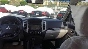 mitsubishi pajero interior 2016 mitsubishi pajero 2016 shoneez motors