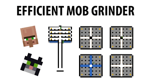 farm blueprints mtandi u0027s highly efficient mob grinder tutorial for minecraft 1 5
