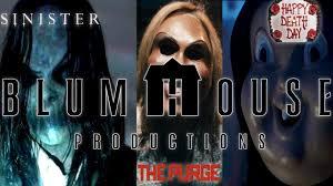 halloween horror nights college night blumhouse takes over halloween horror nights 2017 youtube