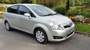 used toyota corolla verso 2 2 for sale motors co uk