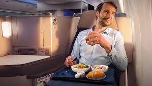New York business traveller images United trials new polaris business class on new york paris flight jpg