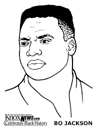 Asian Guy Meme Face - bo jackson black history coloring page get coloring pages
