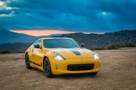 nissan 370z yellow limited edition 2018 nissan 370z