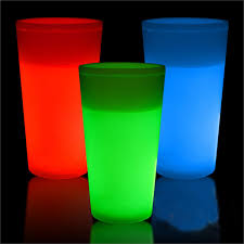 glow in the cups 12oz cups 12oz cup