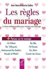 livre sur le mariage les règles du mariage le livre indispensable pour réussir