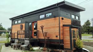 tiny houses prefab the waterhaus a tiny sustainable prefab home greenpod youtube