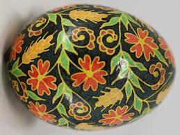 ukrainian decorated eggs pysanka by pysanky pisanki ukrainian decorated eggs