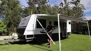 Hobby Caravan Awnings Caravan Awning Anti Flap Kit Youtube