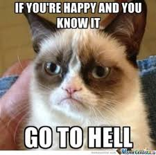 Angry Meme Cat - grumpy cat is angry by viavo258 meme center