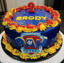 paw patrol birthday cake frugal mom eh cake ideas