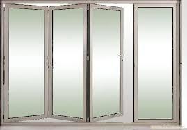 Folding Sliding Patio Doors Toughened Collapsing Sliding Glass Doors Bi Folding Sliding Doors