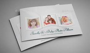 Baby Photo Albums 40 Premium Photo Album Templates