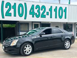 cadillac cts 2009 for sale 2009 cadillac cts rwd w 1sa for sale in san antonio tx from stop n
