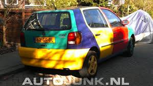 volkswagen harlequin volkswagen polo colour concept foto u0027s autojunk nl 112954
